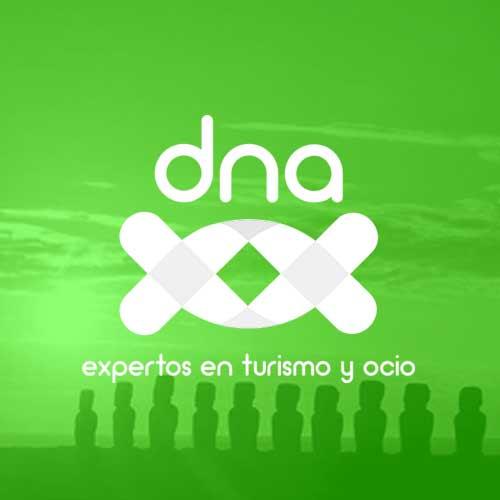 dna · Turismo y Ocio